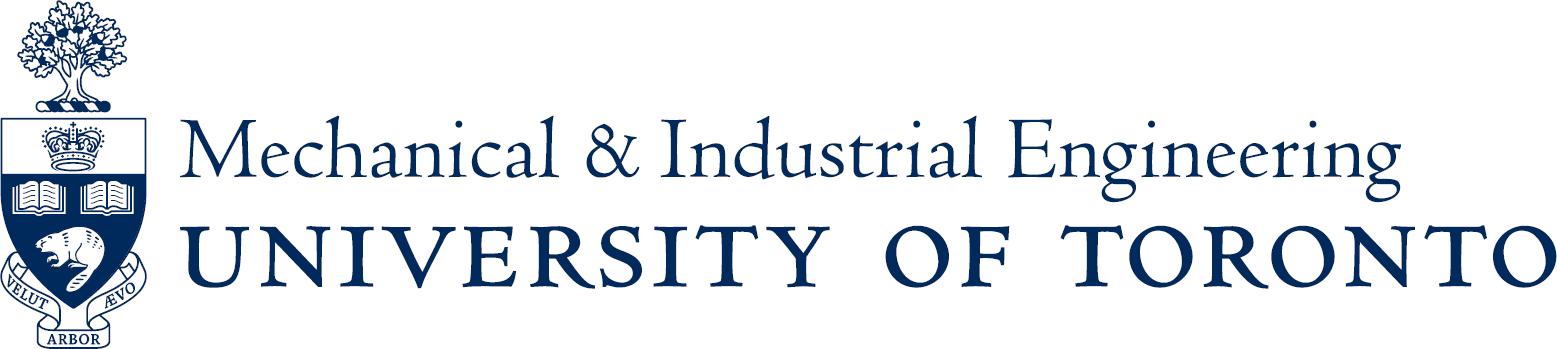 University of Toronto - Mechanical & Industrial Engineering